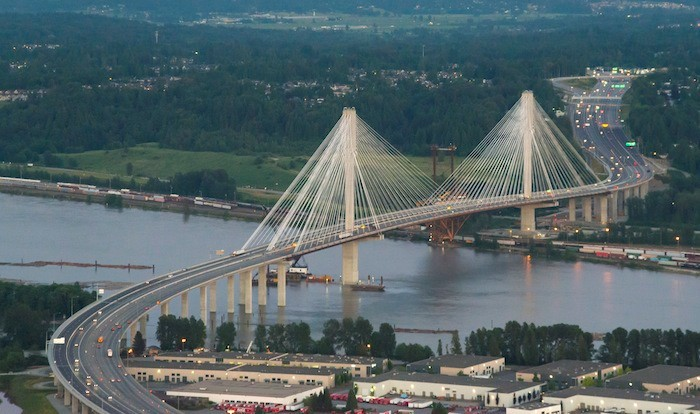 cable stayed bridge definition